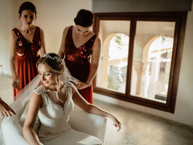 La boda de Scott y Mary en Riba-roja De Túria, Valencia 20