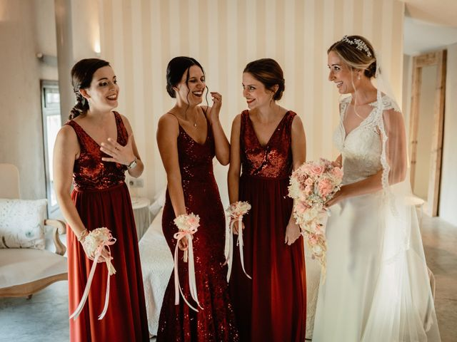 La boda de Scott y Mary en Riba-roja De Túria, Valencia 21
