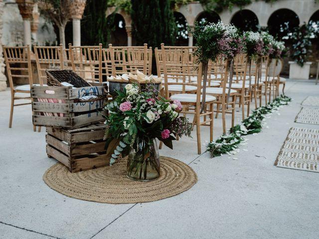La boda de Scott y Mary en Riba-roja De Túria, Valencia 25