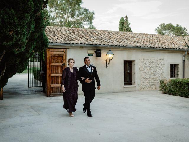 La boda de Scott y Mary en Riba-roja De Túria, Valencia 28