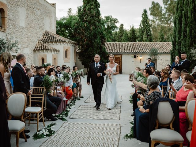 La boda de Scott y Mary en Riba-roja De Túria, Valencia 29