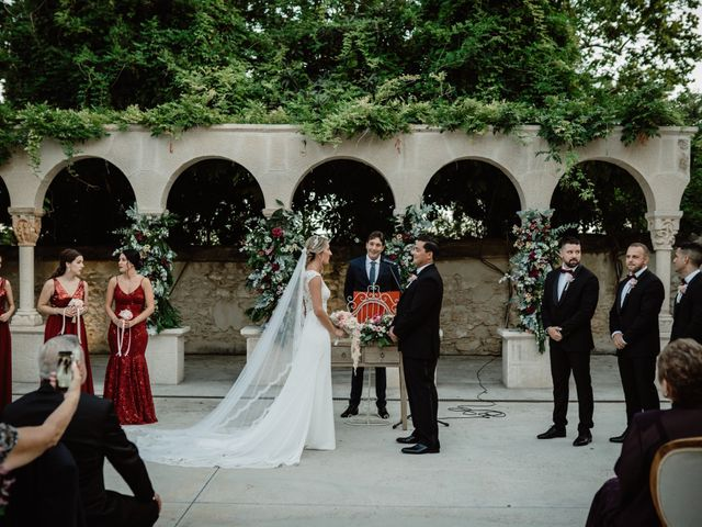 La boda de Scott y Mary en Riba-roja De Túria, Valencia 30