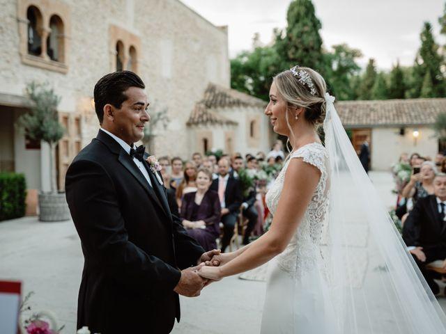 La boda de Scott y Mary en Riba-roja De Túria, Valencia 31