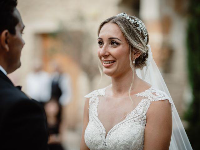 La boda de Scott y Mary en Riba-roja De Túria, Valencia 34