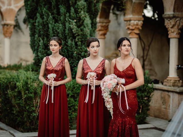 La boda de Scott y Mary en Riba-roja De Túria, Valencia 35