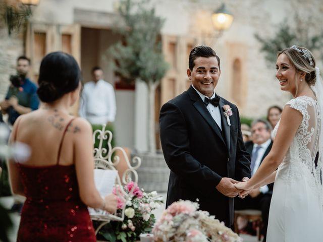 La boda de Scott y Mary en Riba-roja De Túria, Valencia 36