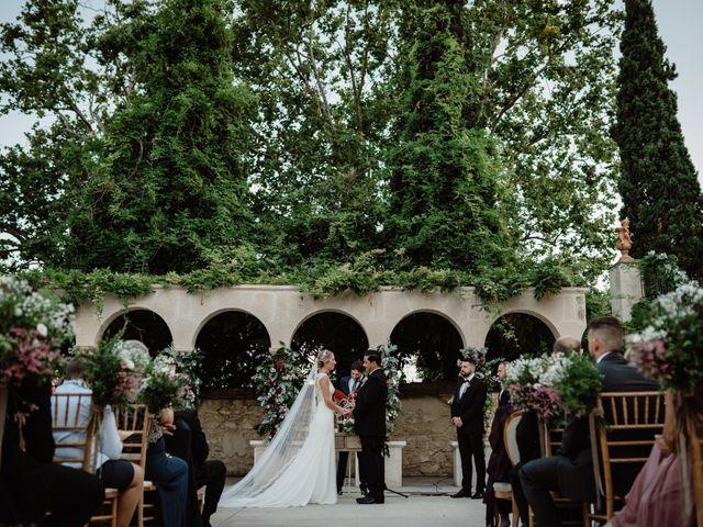 La boda de Scott y Mary en Riba-roja De Túria, Valencia 40