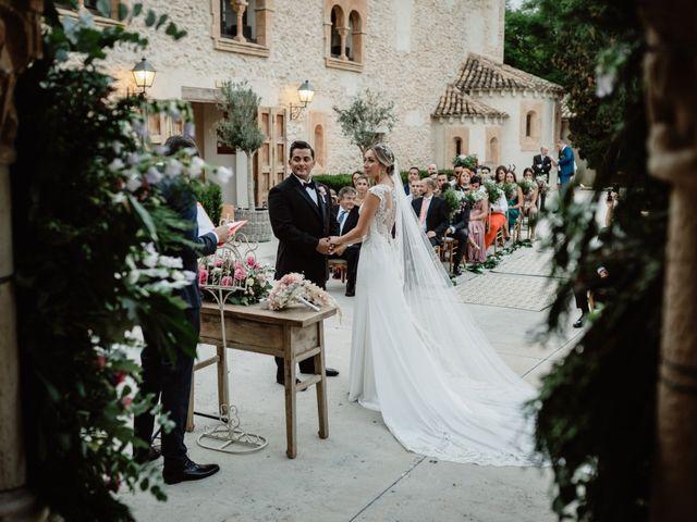 La boda de Scott y Mary en Riba-roja De Túria, Valencia 41