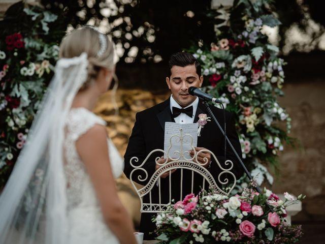 La boda de Scott y Mary en Riba-roja De Túria, Valencia 43