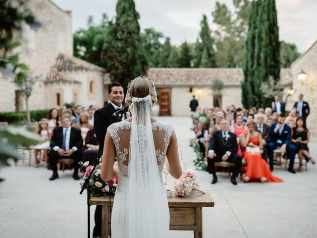 La boda de Scott y Mary en Riba-roja De Túria, Valencia 44