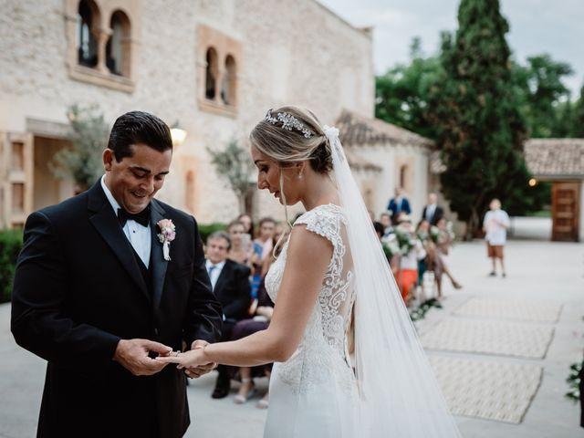 La boda de Scott y Mary en Riba-roja De Túria, Valencia 45