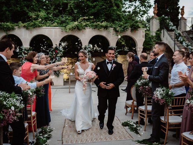La boda de Scott y Mary en Riba-roja De Túria, Valencia 48