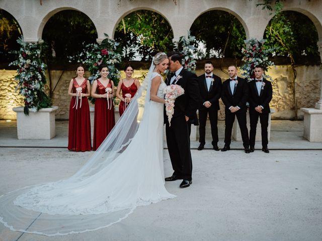 La boda de Scott y Mary en Riba-roja De Túria, Valencia 50