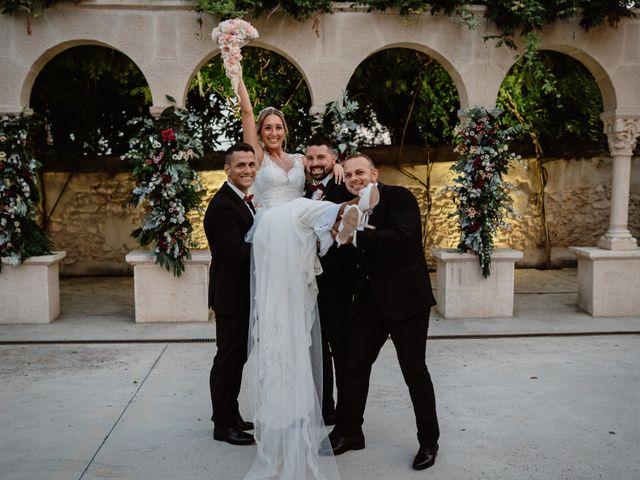 La boda de Scott y Mary en Riba-roja De Túria, Valencia 51