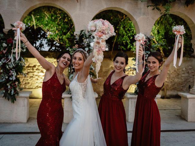 La boda de Scott y Mary en Riba-roja De Túria, Valencia 53