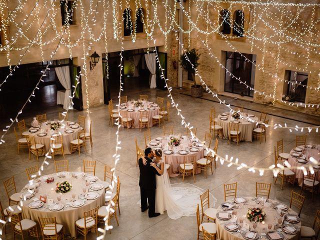 La boda de Scott y Mary en Riba-roja De Túria, Valencia 56