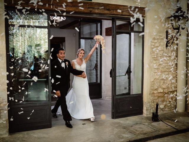 La boda de Scott y Mary en Riba-roja De Túria, Valencia 59