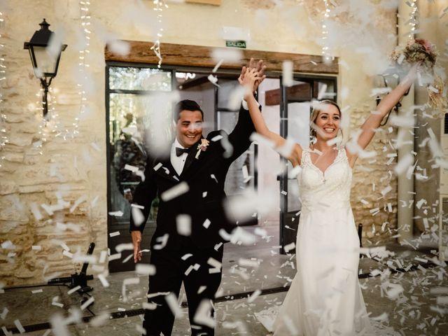 La boda de Scott y Mary en Riba-roja De Túria, Valencia 61