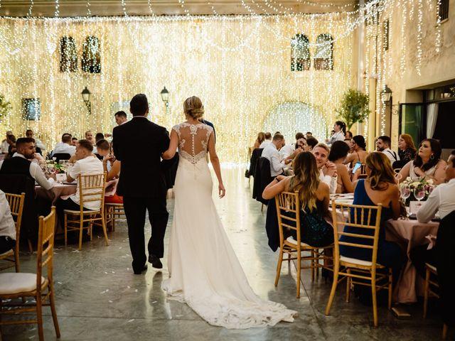 La boda de Scott y Mary en Riba-roja De Túria, Valencia 63