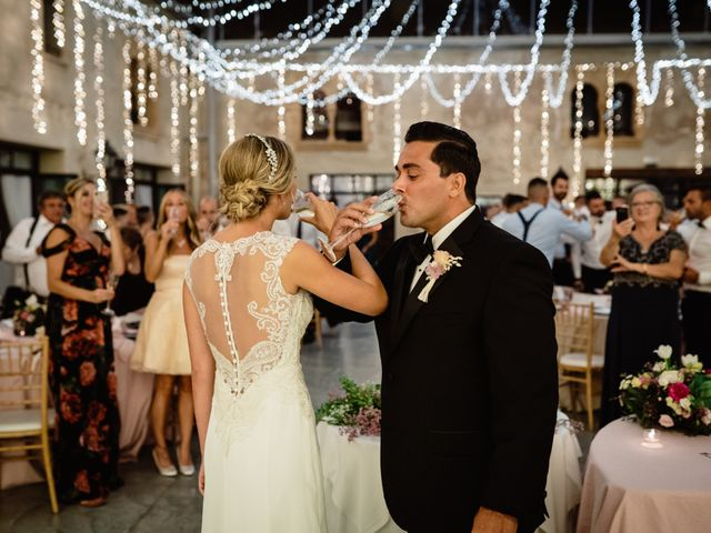 La boda de Scott y Mary en Riba-roja De Túria, Valencia 71