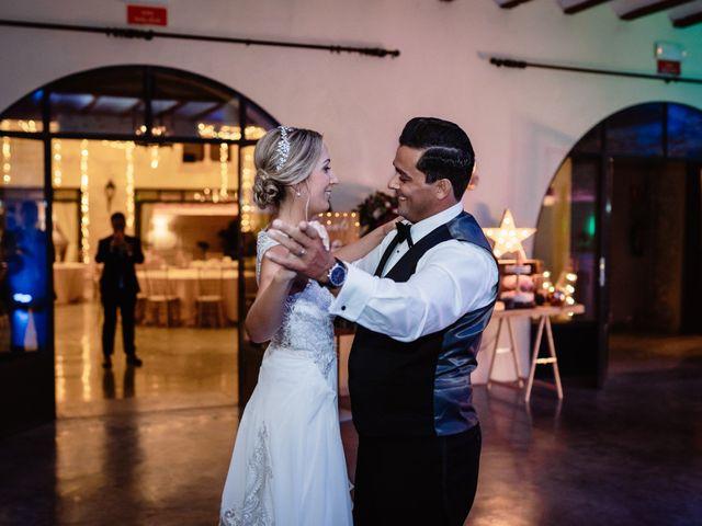La boda de Scott y Mary en Riba-roja De Túria, Valencia 73