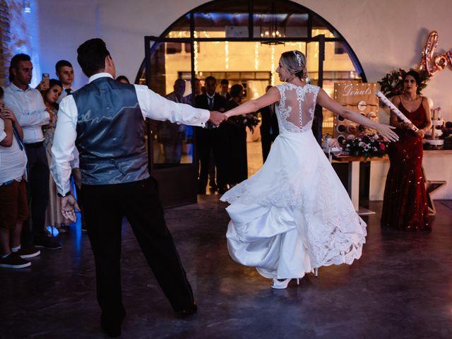 La boda de Scott y Mary en Riba-roja De Túria, Valencia 74