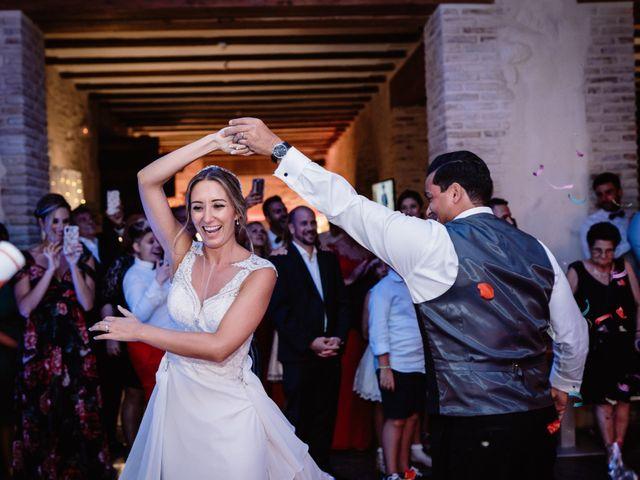 La boda de Scott y Mary en Riba-roja De Túria, Valencia 75