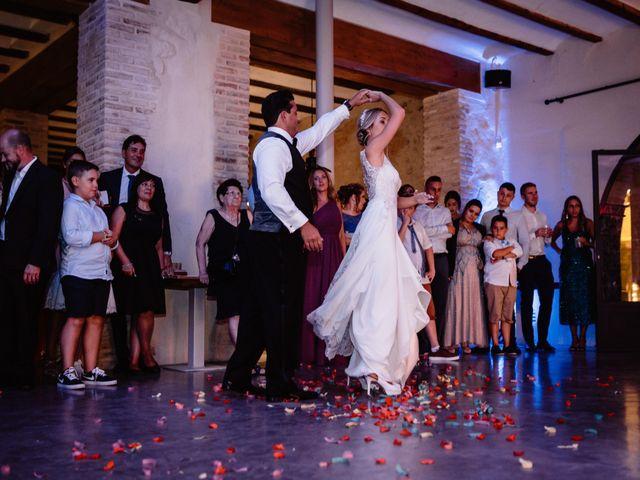 La boda de Scott y Mary en Riba-roja De Túria, Valencia 76