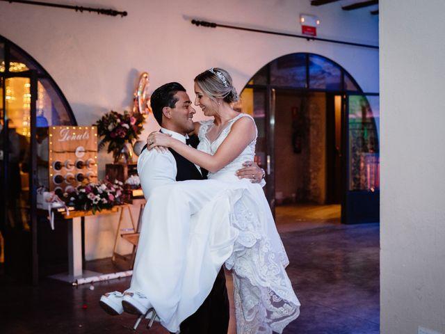 La boda de Scott y Mary en Riba-roja De Túria, Valencia 78