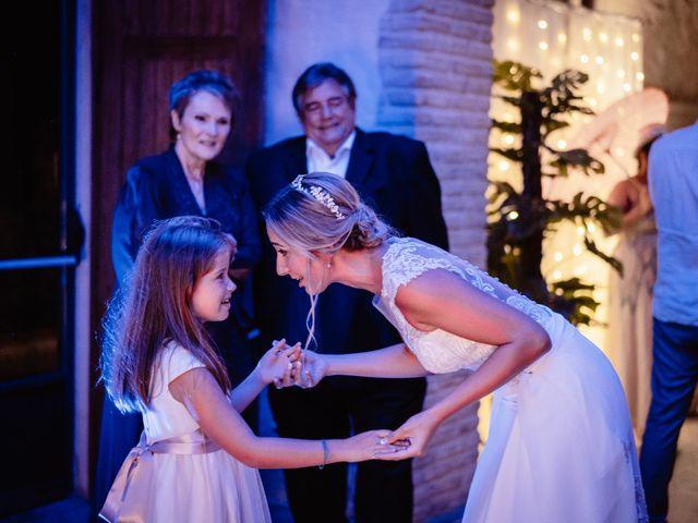La boda de Scott y Mary en Riba-roja De Túria, Valencia 79