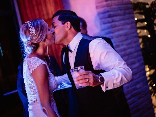 La boda de Scott y Mary en Riba-roja De Túria, Valencia 80