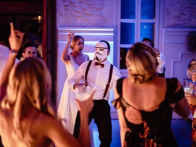 La boda de Scott y Mary en Riba-roja De Túria, Valencia 81