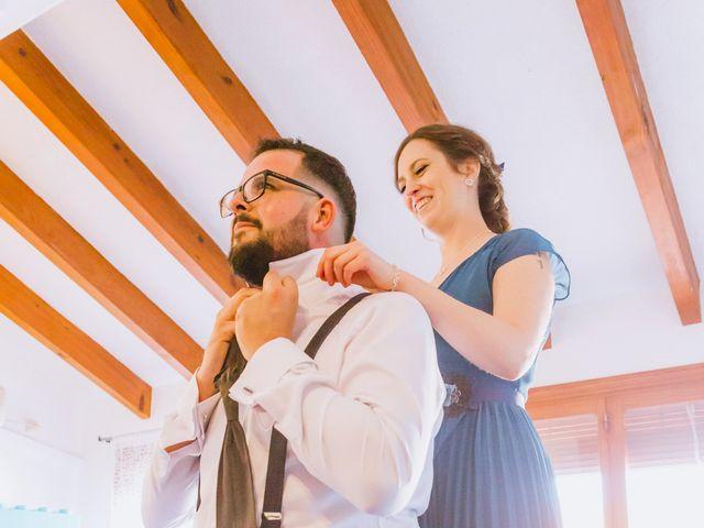 La boda de Juan y Vero en La Nucia, Alicante 4