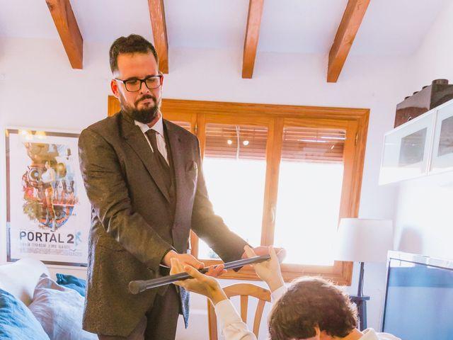 La boda de Juan y Vero en La Nucia, Alicante 6