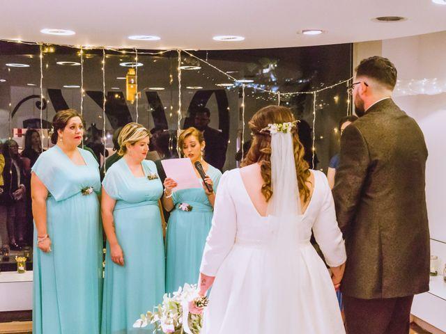 La boda de Juan y Vero en La Nucia, Alicante 14