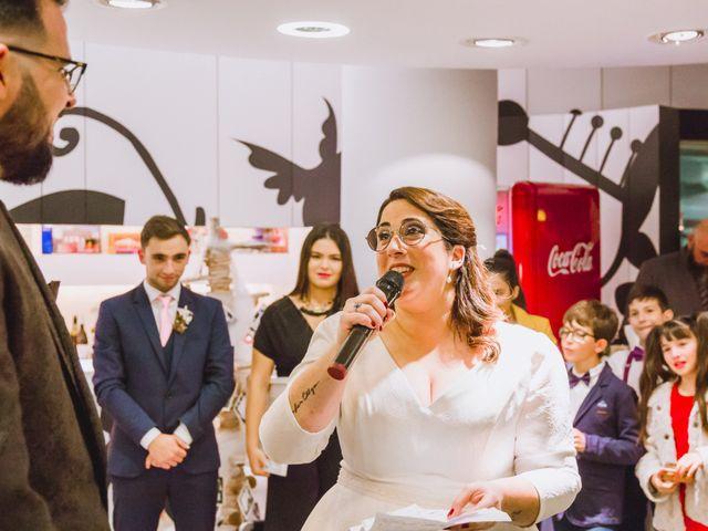 La boda de Juan y Vero en La Nucia, Alicante 15