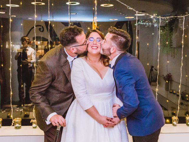 La boda de Juan y Vero en La Nucia, Alicante 19