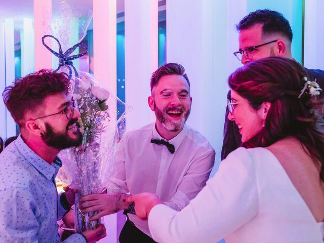 La boda de Juan y Vero en La Nucia, Alicante 31
