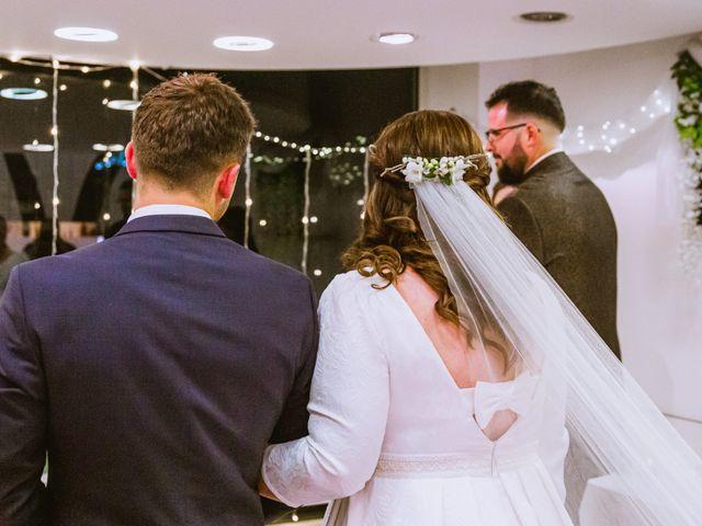 La boda de Juan y Vero en La Nucia, Alicante 12