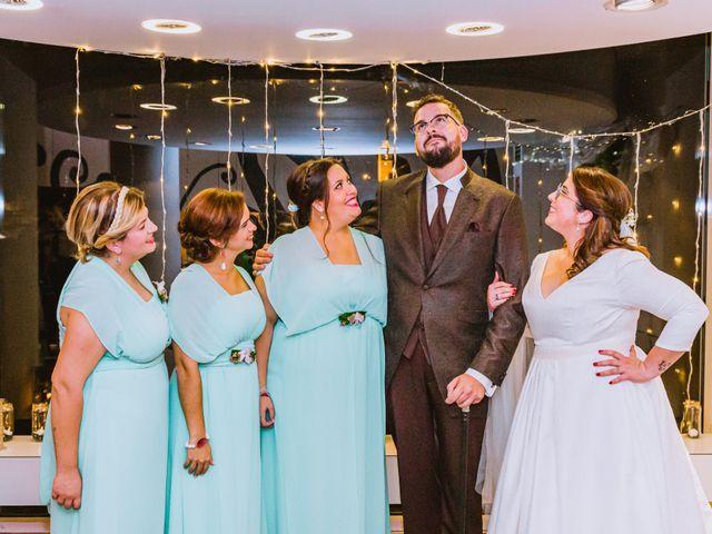 La boda de Juan y Vero en La Nucia, Alicante 18