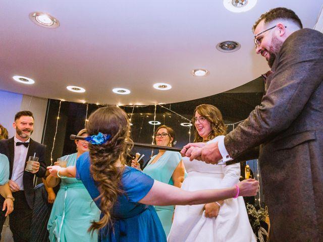 La boda de Juan y Vero en La Nucia, Alicante 40