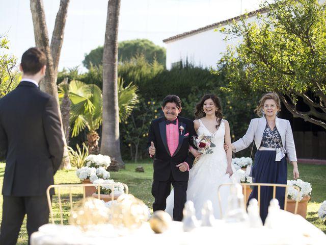 La boda de Maximiliano Sánchez y Carla Merino en Tarragona, Tarragona 3