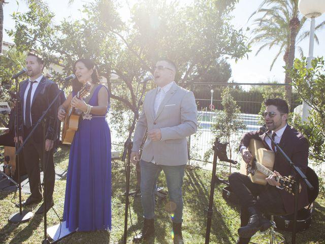 La boda de Maximiliano Sánchez y Carla Merino en Tarragona, Tarragona 5
