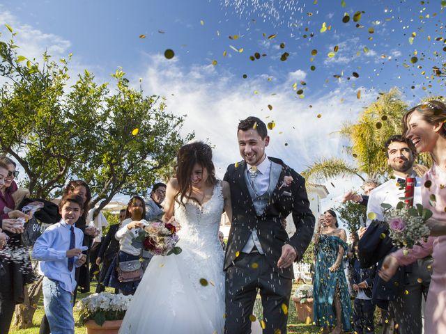 La boda de Carla Merino y Maximiliano Sánchez