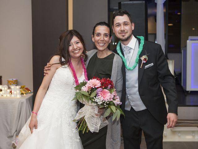 La boda de Maximiliano Sánchez y Carla Merino en Tarragona, Tarragona 34