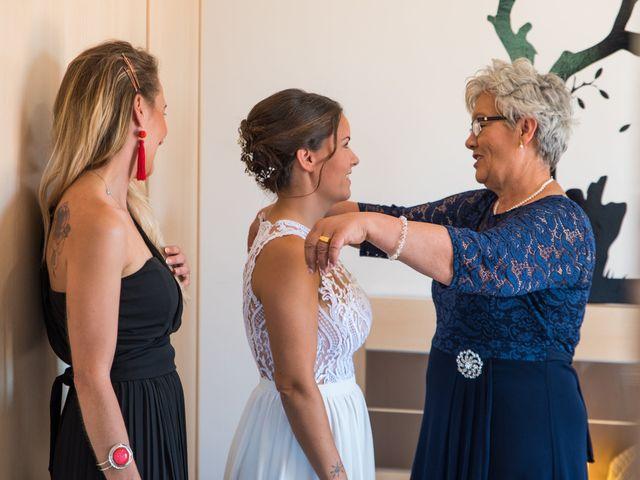 La boda de Fran y Marta en Cunit, Tarragona 18