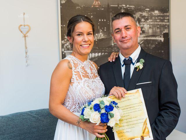 La boda de Fran y Marta en Cunit, Tarragona 31