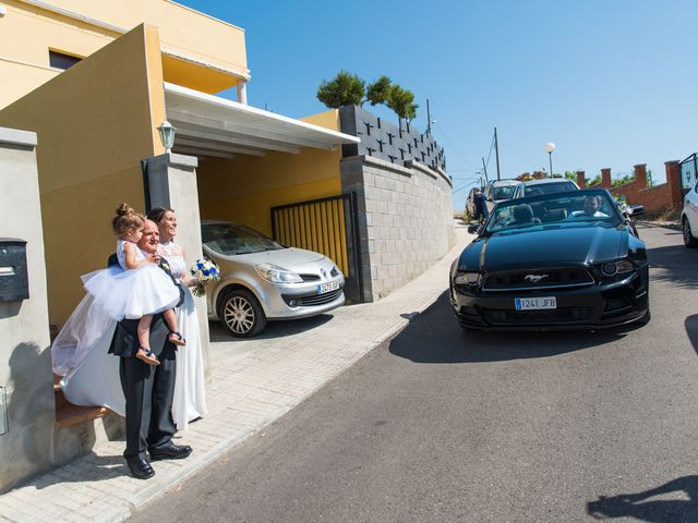 La boda de Fran y Marta en Cunit, Tarragona 37