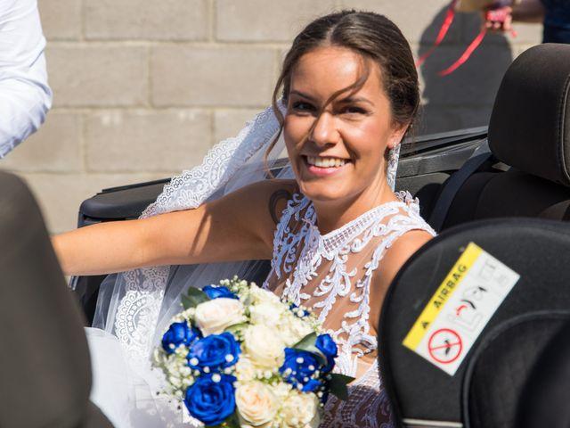 La boda de Fran y Marta en Cunit, Tarragona 38