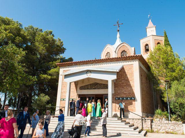 La boda de Fran y Marta en Cunit, Tarragona 39